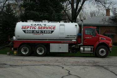 Simple routine septic system maintenance will save you money